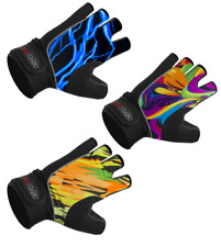 Aero Tech Designs Fingerless Biking Gel Padded Cycling Glove Bike gloves