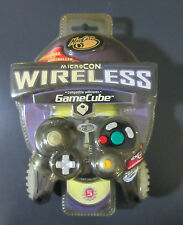 NEW IN PACKAGE RARE MadCatz Microcon Wireless Game Cube VINTAGE Controller HTF