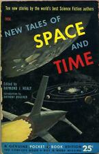 New Tales of Space and Time. Pocket Book Edition #908