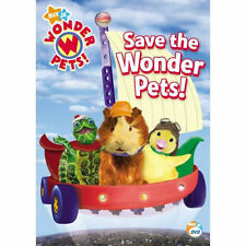 The Wonder Pets - Save the Wonder Pets (DVD, 2007)