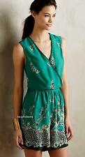 NEW Anthropologie Elevenses Papillion Romper  Size S