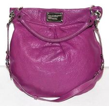 "MARC BY MARC JACOBS ""CLASSIC Q-HILLIER""  LEATHER HOBO BAG"