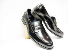 Mens Voeut Formal Shoes Slip On Wedding Footwear Party Fashion Leather M62 Black