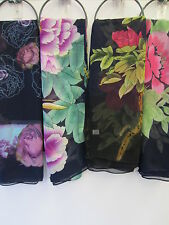 Ladies Fashion scarf collection choose from various colours 91090