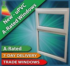 White uPVC A-Rated Window - White TF Window