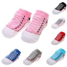 0-12 Months Baby Girls Boy Anti Slip Cotton Socks Cute Baby Shoes Ankle Socks