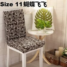 Dustproof Chair Covers Strechable Dining Banquet Home Hotel Universal Slipcovers