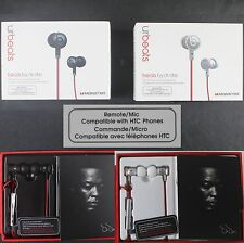 Original HTC Monster Beats by Dr Dre urBeats with box BLACK and WHITE