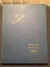 1947 Sacred Heart Of Mary High School Los Angeles Yearbook Coremar Annual Girls