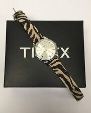 Timex UG0103TB Ladies Classic with Zebra Band