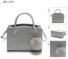 New Fashion Lichee Pattern Samantha Thavasa Women Handbag Purse Shoulder Bag Fur