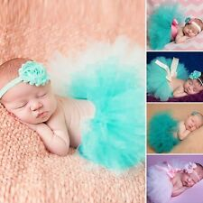 Newborn Baby Photography Props Handmade Crochet Cap Infant Girl Photo