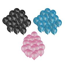 20pcs 1st Birthday Latex Balloons Baby Shower Birthday Party Decoration
