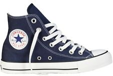 Converse All Star HI Shoes Canvas article XM9622 colour Navy Upper Cotton