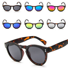 Baby Goggles Glasses Sunglasses Boys Kids Round Frame Anti-UV Girls Children