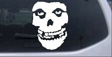 Crimson Ghost Skull Car or Truck Window Laptop Decal Sticker Music 8X6.1