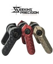 Seekins * Safety Selector Kit Ambidextrous* Black, Red or Flat Dark Earth * New!