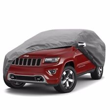SUV Cover Waterproof Car Cover Outdoor Indoor Snow Sun Rain Dust Scratch Anti