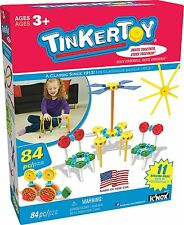 TinkerToy Building Set - Pre School Constructor's Educational Toy