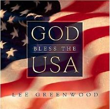 God Bless the U. S. A. by Lee Greenwood (2001, Hardcover)