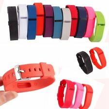 Replacement Wrist Band With Metal Buckle For Fitbit Flex Bracelet Wristband Hot