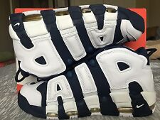 Nike Air More Uptempo Olympic 2016 Pippen Size 10.5 With Receipt