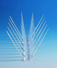 1 METRE PROFESSIONAL DETERRENT PIGEON/SEAGULL ANTI BIRD SPIKES FOR WIDE LEDGES