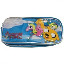 Pencil Case - Adventure Time - (Double Zippered Pouch). Delivery is Free