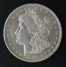 1879-O Morgan Silver Dollar 90% Silver Coin No Reserve New Orleans Mint