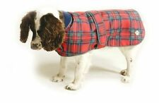 Danish Design Royal Stewart Tartan Fleece Lined Dog Coat