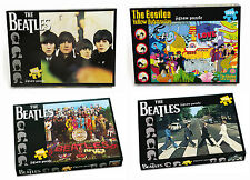 THE BEATLES JIGSAW PUZZLE 1000 PIECE 59x59CM CHOOOSE FROM 4 ALBUM COVER DESIGNS