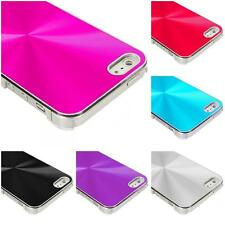 For iPhone 5 5G 5S Color Chrome Aluminum Hard Luxury Case Cover Accessory