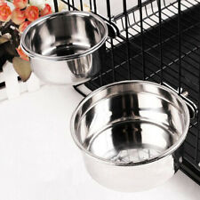 Various Dog Cat Puppy Bird Feeding Bowl Pet Raised Bowl Feeder Water Dishes PICK