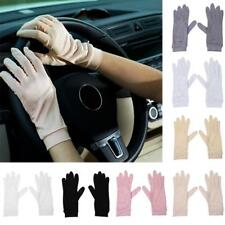 100% Silk Liner Gloves Winter Warm Skiing Driving Inner Gloves for Women Ladies