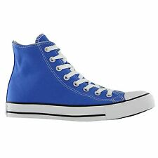 Converse Chuck Taylor HI Blue Womens Trainers