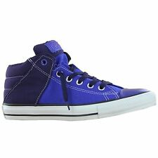 Converse Chuck Taylor Axel Mid Blue Womens Trainers