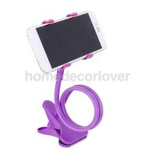 360° Stand Clip Universal Lazy Bed Desk Stand Car Holder For Cell Phone E-Reader