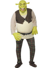 Adult Size Shrek Fancy Dress Costume