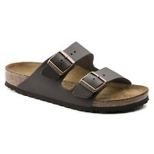 Birkenstock Smooth Leather Arizona $179.95rrp - Dark Brown - BNIB 051101 051103