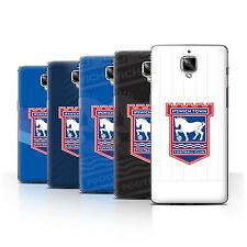 Official Ipswich Town FC Case for OnePlus 3 /ITFC Football Club Crest