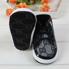 1 Pair Baby Girls Boys Soft Soled Shoes Infant Non-slip First Walking Shoes