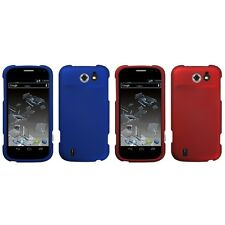 For ZTE Flash Snap-On Hard Case Phone Skin Cover Accessory