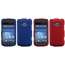 For ZTE Concord 2 Snap-On Hard Case Phone Skin Cover Accessory