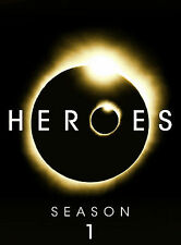 Heroes - Season 1 (DVD, 2007, 7-Disc Set)