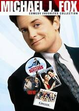 Michael J. Fox: Comedy Favorites Collection, 4 FILM COLLECTION