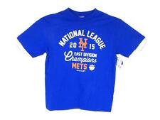 New York Mets MLB 2015 East Division Champions T-Shirt, Blue