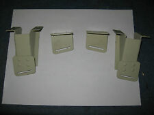 Bell Helicopter 206 L3  Rear Facing Seat Back Restraints 206-033-154-116/115/121