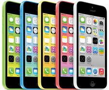 Apple iPhone 5C 16GB Factory Unlocked 4G LTE Sim Free Smartphone All Colours