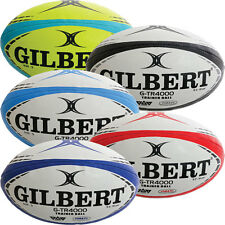 Gilbert G-TR4000 Rugby Ball - Quality Practice/Training Ball Size 5
