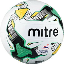 Mitre Delta Soccer Sports Hyperseam Technology Football League Match Ball